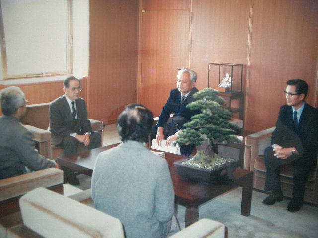 福岡県知事より県推奨特産品開発の感謝状受賞