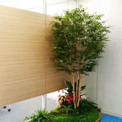 人工観葉樹